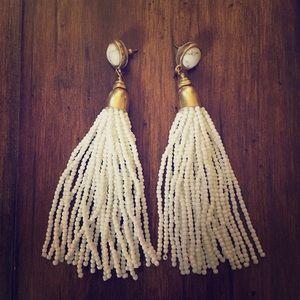 Brand News Stella & Dot Gita Tassel Earrings